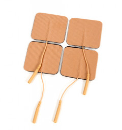 4 Pack of Spare Tens E-stim Pads