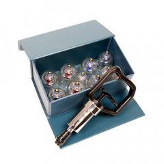 Our lowest cost and most popular vacuum cupping set.