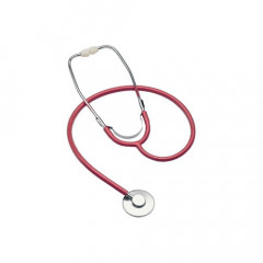 This red stethoscope is guaranteed to get your patients heart pounding with excitement.