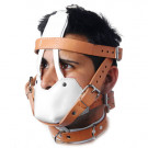 Medical Bondage Full Head Muzzle