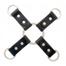 D-Ring Hog-Tie Clip allows spacing and for locks to be used in your hog-tie.