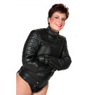 The Ultimate Leather Straitjacket