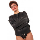 This is beautiful and effect straitjacket for those that demand the best bondage gear.