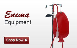 Enema Bags and Equipment Accessories